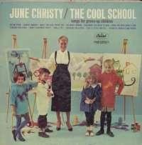 Gramofonska ploča June Christy The Cool School T1398, stanje ploče je 9/10