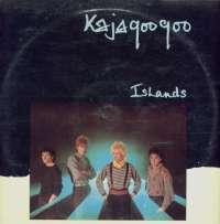 Gramofonska ploča Kajagoogoo Islands 062-2401161, stanje ploče je 10/10