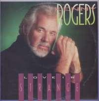 Gramofonska ploča Kenny Rogers Love Is Strange LP-7 2028122, stanje ploče je 10/10