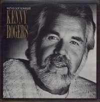 Gramofonska ploča Kenny Rogers We've Got Tonight LSLIB 11032, stanje ploče je 10/10