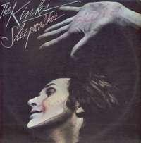 Gramofonska ploča Kinks Sleepwalker LSAR 73053, stanje ploče je 8/10