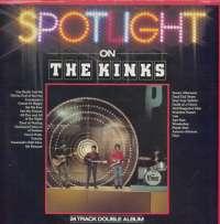 Gramofonska ploča Kinks Spotlight SPOT 1009, stanje ploče je 9/10