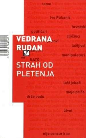 Strah od pletenja Rudan Vedrana meki uvez