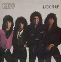 Gramofonska ploča Kiss Lick It Up 2222175, stanje ploče je 9/10