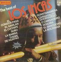 Gramofonska ploča Los Incas Best Of LP 5943, stanje ploče je 10/10