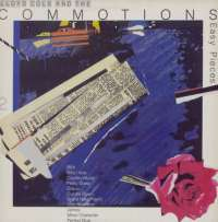 Gramofonska ploča Lloyd Cole & The Commotions Easy Pieces LCLP 2, stanje ploče je 10/10