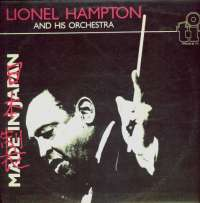 Gramofonska ploča Lionel Hampton And His Orchestra Made In Japan LSY 66212, stanje ploče je 10/10