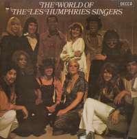 Gramofonska ploča Les Humphries Singers The World Of The Les Humphries Singers ND 810, stanje ploče je 7/10