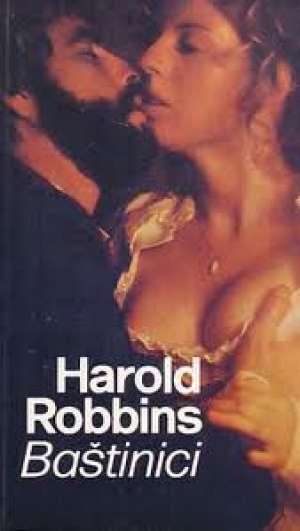 Baštinici Robbins Harold tvrdi uvez