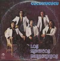 Gramofonska ploča Los Magicos Paraguayos Cucurrucucu FLP 05-012, stanje ploče je 10/10