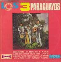 Gramofonska ploča Los 3 Paraguayos Volume 2 30 CV 1044, stanje ploče je 9/10