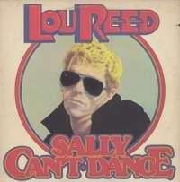 Gramofonska ploča Lou Reed Sally Can't Dance CPL1-0611, stanje ploče je 9/10