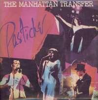 Gramofonska ploča Manhattan Transfer Pastiche ATL 50444, stanje ploče je 8/10