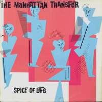 Gramofonska ploča Manhattan Transfer Spice Of Life A 9728 T, stanje ploče je 10/10