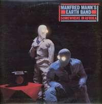 Gramofonska ploča Manfred Mann's Earth Band Somewhere In Afrika LSBRO 11020, stanje ploče je 10/10
