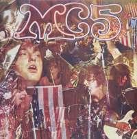 Gramofonska ploča MC5 Kick Out The Jams EKS 42027, stanje ploče je 10/10