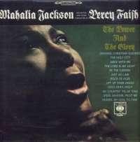 Gramofonska ploča Mahalia Jackson Orchestra And Choir Conducted By Percy Faith Power And The Glory S 52691, stanje ploče je 10/10