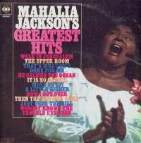 Gramofonska ploča Mahalia Jackson Greatest Hits CBS 62168, stanje ploče je 9/10