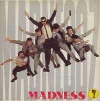 Gramofonska ploča Madness 7 LL 0761, stanje ploče je 9/10