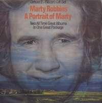 Gramofonska ploča Marty Robbins A Portrait Of Marty CBS 88513, stanje ploče je 10/10