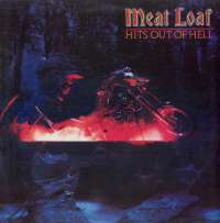 Gramofonska ploča Meat Loaf Hits Out Of Hell EPC 26156, stanje ploče je 10/10