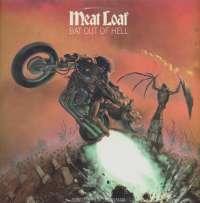 Gramofonska ploča Meat Loaf Bat Out Of Hell EPC 82419, stanje ploče je 10/10