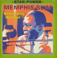 Gramofonska ploča Memphis Slim Broadway Boogie INT 128 625, stanje ploče je 9/10
