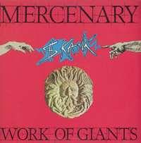 Gramofonska ploča Mercenary Skank Work Of Giants STORM 1, stanje ploče je 10/10