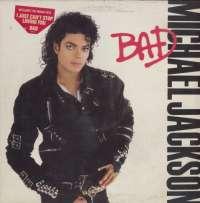 Gramofonska ploča Michael Jackson Bad EPC 450290 1, stanje ploče je 8/10