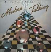 Gramofonska ploča Modern Talking Let's Talk About Love - The 2nd Album 2223317, stanje ploče je 9/10