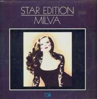 Gramofonska ploča Milva Star Edition 0080.024, stanje ploče je 10/10