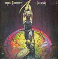 Gramofonska ploča Nazareth Expect No Mercy 6370 424, stanje ploče je 10/10