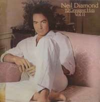 Gramofonska ploča Neil Diamond 12 Greatest Hits Vol. II CBS 85844, stanje ploče je 10/10