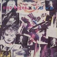 Gramofonska ploča Nina Hagen X Love CBS 460454 1, stanje ploče je 8/10