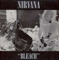 Gramofonska ploča Nirvana Bleach GEF 24433, stanje ploče je 9/10