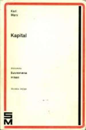 Kapital -izbor Karl Marx meki uvez