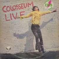 Gramofonska ploča Colosseum Colosseum Live ICD 1, stanje ploče je 7/10