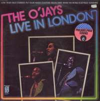 Gramofonska ploča O'Jays The O'Jays Live In London PIR 80169, stanje ploče je 9/10