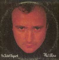 Gramofonska ploča Phil Collins No Jacket Required 81240-1, stanje ploče je 8/10