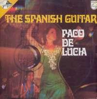 Gramofonska ploča Paco De Lucía The Spanish Guitar LP 5721, stanje ploče je 9/10