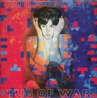 Gramofonska ploča Paul McCartney Tug Of War LSEMI 11001, stanje ploče je 10/10