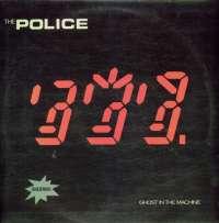 Gramofonska ploča Police Ghost In The Machine 2220997, stanje ploče je 10/10