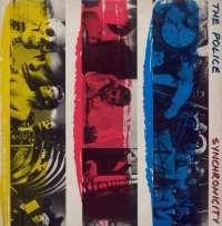 Gramofonska ploča Police Synchronicity SP 3735, stanje ploče je 8/10