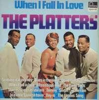 Gramofonska ploča Platters When I Fall In Love 6430 088, stanje ploče je 8/10