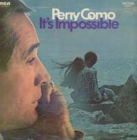 Gramofonska ploča Perry Como It's Impossible LSP 4473