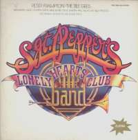 Gramofonska ploča Peter Frampton / The Bee Gees Sgt. Pepper's Lonely Hearts Club Band LP 5933/5934, stanje ploče je 9/10