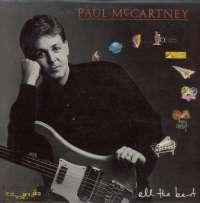 Gramofonska ploča Paul McCartney All The Best LSPAR 79015/6, stanje ploče je 10/10