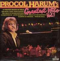 Gramofonska ploča Procol Harum Greatest Hits Vol. 1 SHM 956, stanje ploče je 8/10