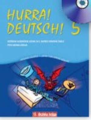 HURRA! DEUTSCH! 5 : udžbenik njemačkog jezika s interaktivnim CD-om za 5. razred osnovne škole : V. godina učenja autora Jadranka Salopek, Ljerka Tomljenović Biškupić