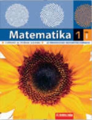 MATEMATIKA  1/I. : udžbenik za 1. polugodište 1. razreda PRIRODOSLOVNO-matematičke gimnazije autora Mirela Kurnik, Boris Pavković, Željka Zorić